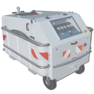 Mobile 400Hz Frequency converter - COVALT Range