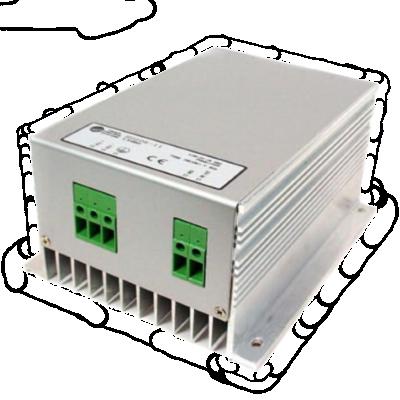 SD range - DC-DC converter