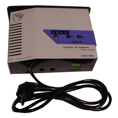 Battery charger - CDS range