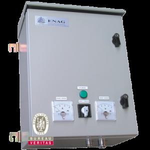Chargeur de batterie triphasé 24-48-110 VCC - Gamme CRT