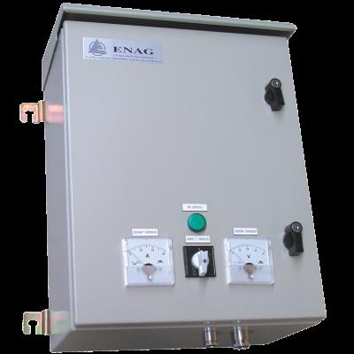 Chargeur de batterie triphasé_gamme CRT