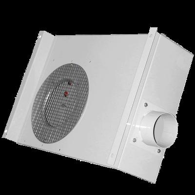 centrale de chauffage et de desembuage VCD