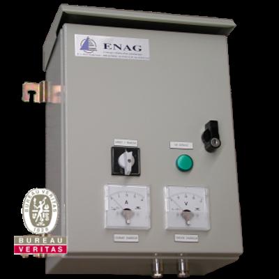 chargeur de batterie monophasé CRM