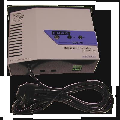 Chargeur de batterie CDS